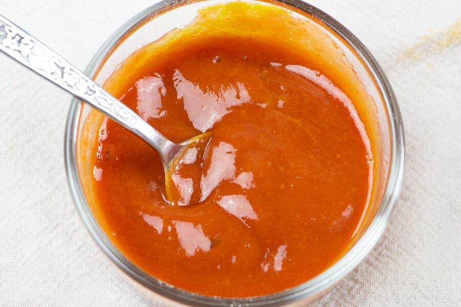 Easy Lentil Loaf Sauce