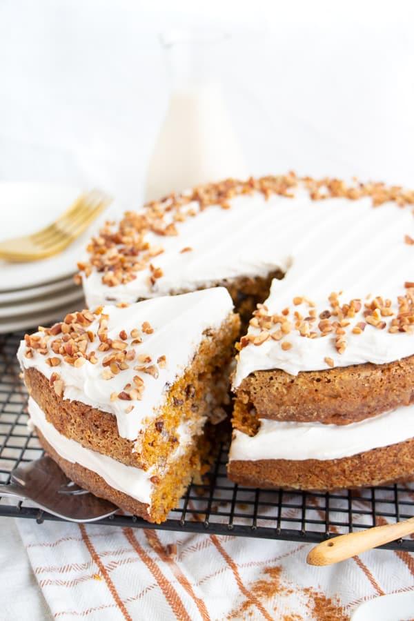 Best Vegan Cake Recipe