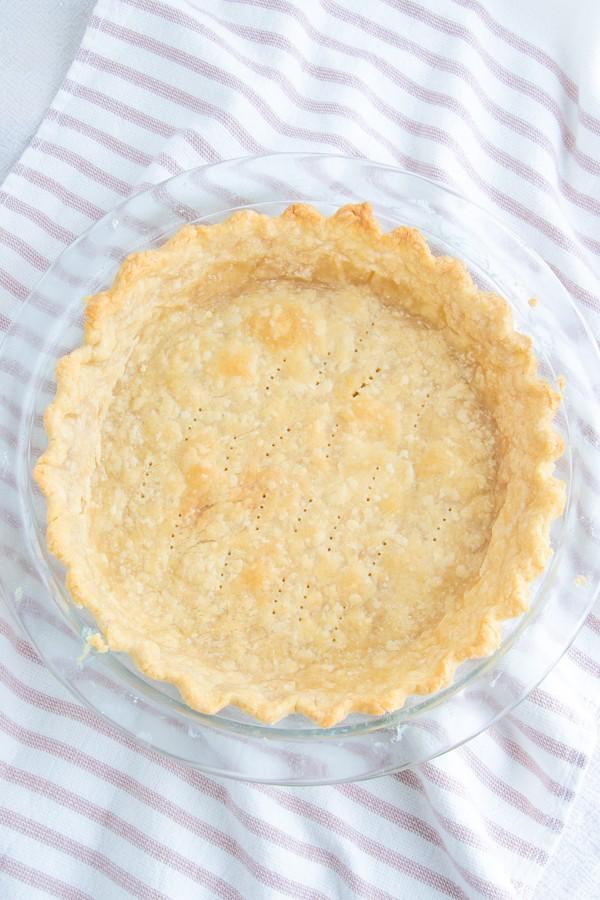 Vegan Pie Crust Recipe