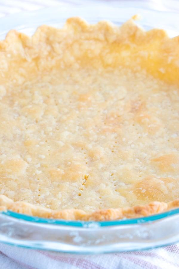 Flaky Homemade Pie Crust