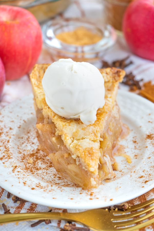 How to Make Vegan Apple Pie