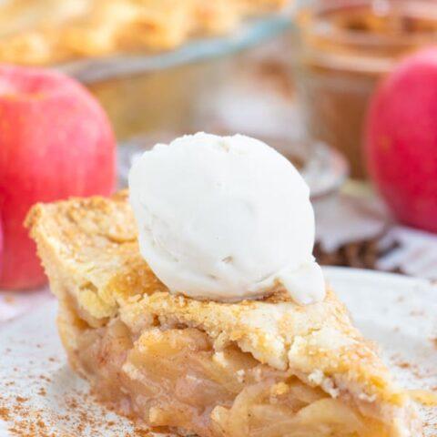Vegan Apple Pie Crust