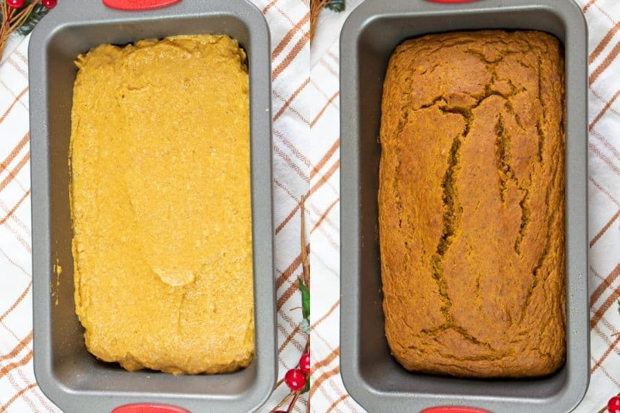 Easy Starbucks Pumpkin Bread
