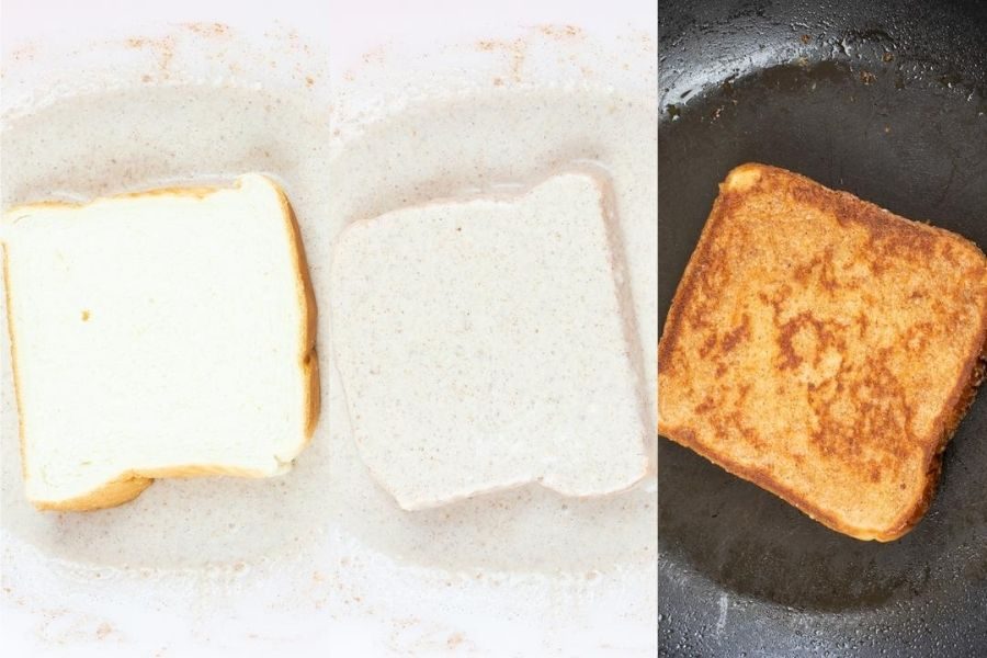 Cooking Vegan French Toast