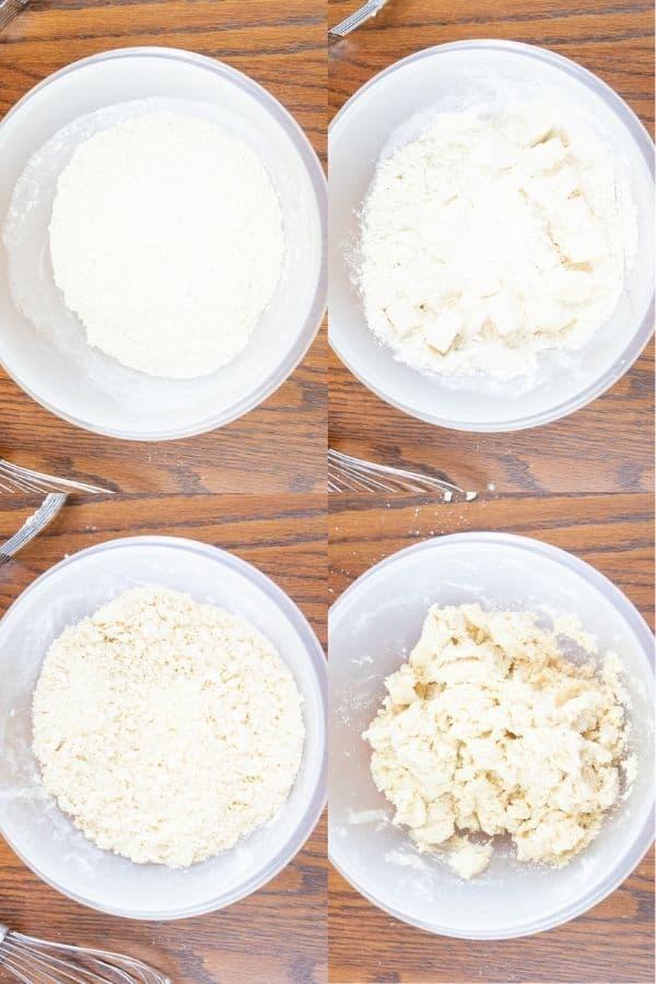 Easy Vegan Baked Pie Crust