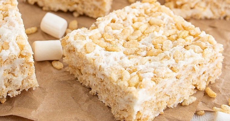 Best Vegan Rice Krispie Treats