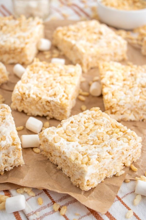 Rice Krispie Treats Vegetarian