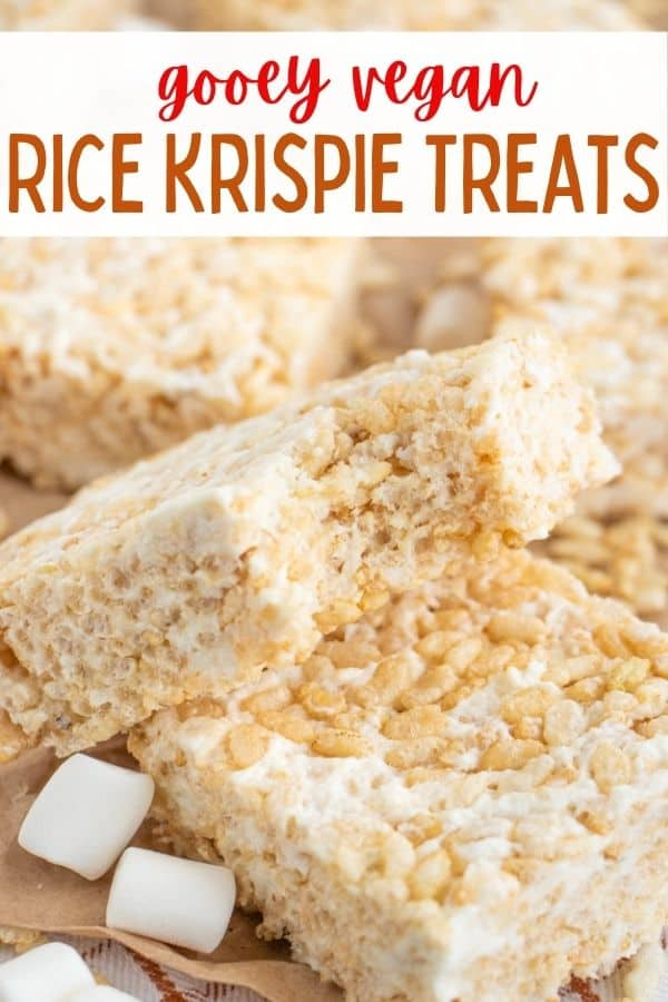 Dairy Free Rice Krispie Treats