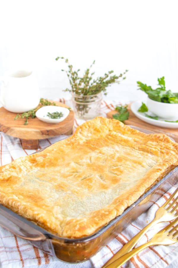 Vegan Pot Pie Recipe