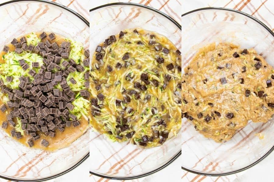 Zucchini Bread Recipe with Chocolate Chips