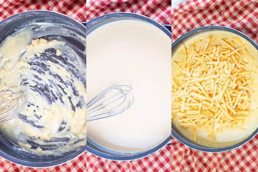Vegan Mac and Cheese Ingredients