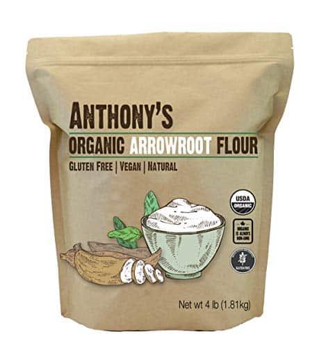 Arrowroot Powder