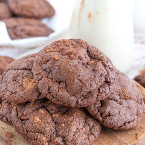 Dairy Free Chocolate Cookies