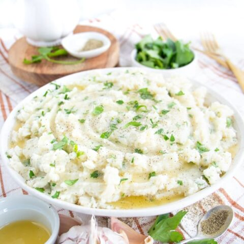Best Vegan Mashed Potatoes