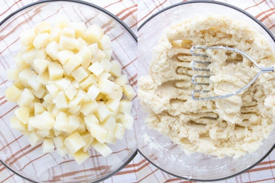 How to Make Vegan Mashed Potatoes