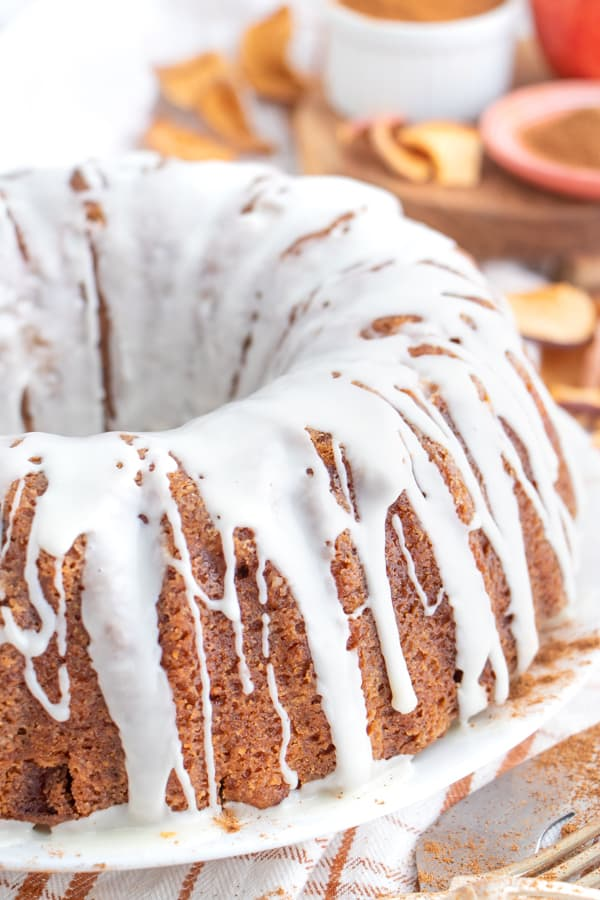 Apple Cake Dairy Free