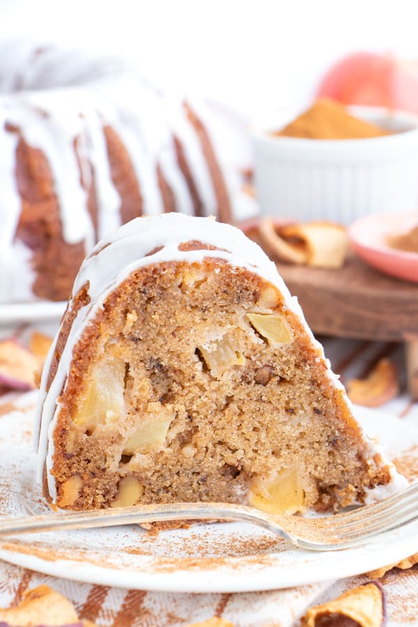 Vegan Apple Cake Recipe