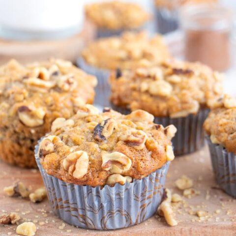 Easy Vegan Muffins