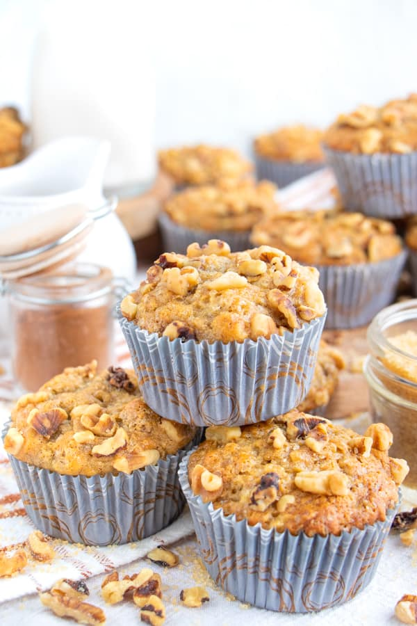 Vegan Muffins Recipe