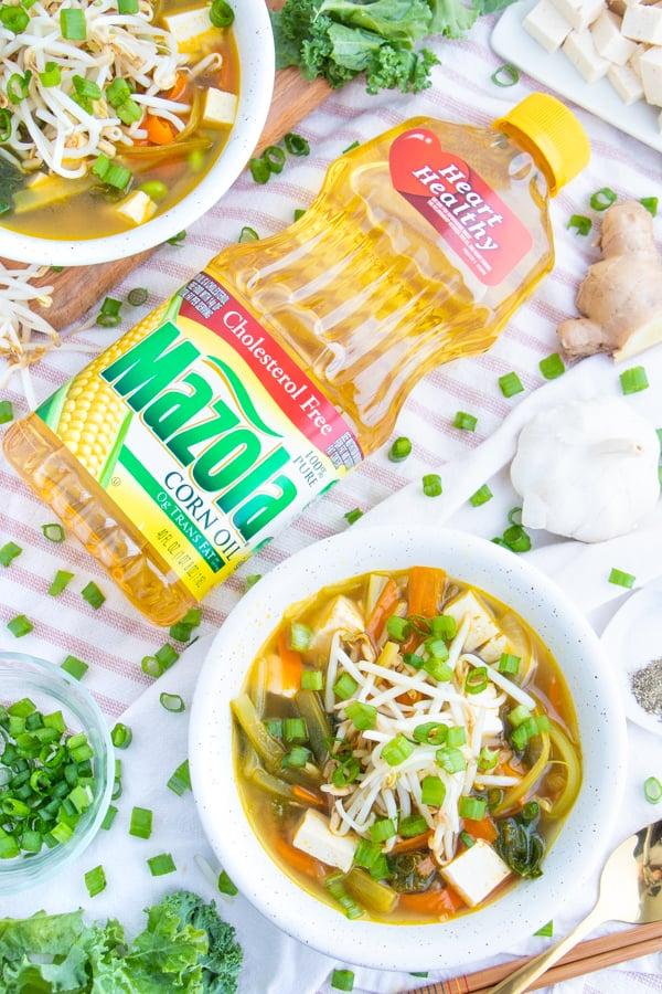 Miso Soup Recipe Vegan