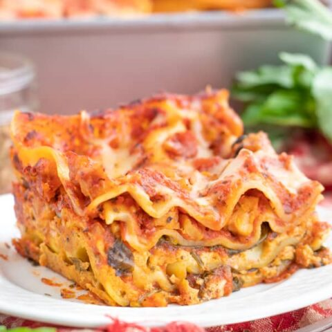 Vegan Lasagna Easy Recipe