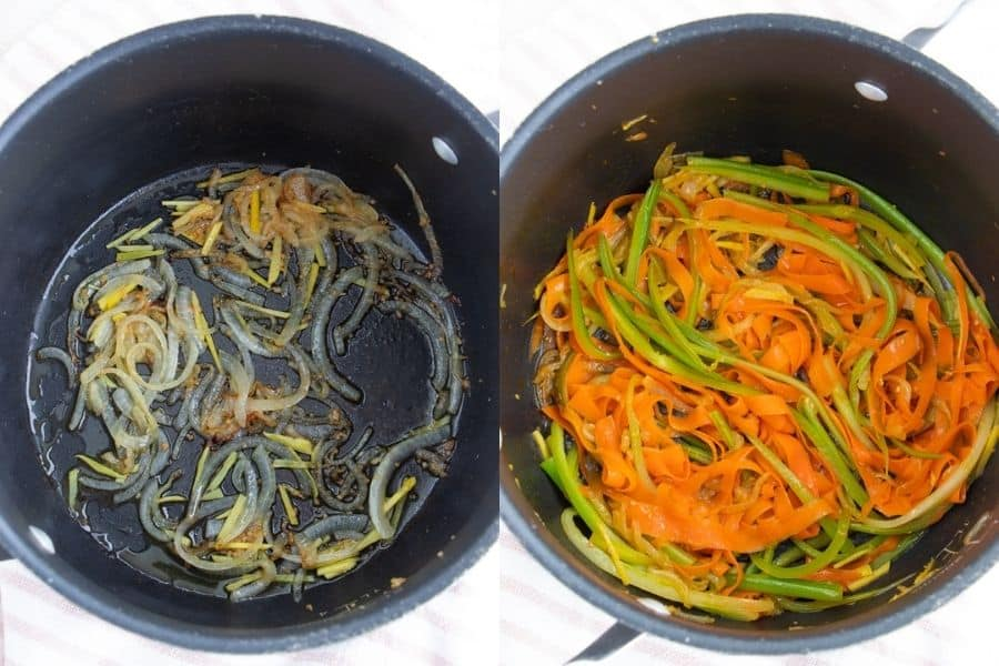 Easy Vegetarian Miso Soup