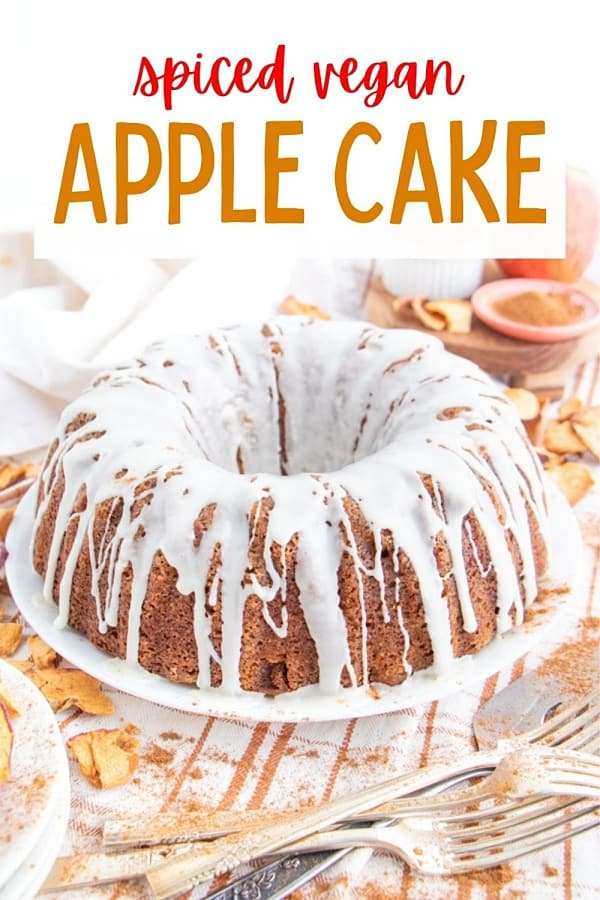 Best Vegan Apple Cake Recipe