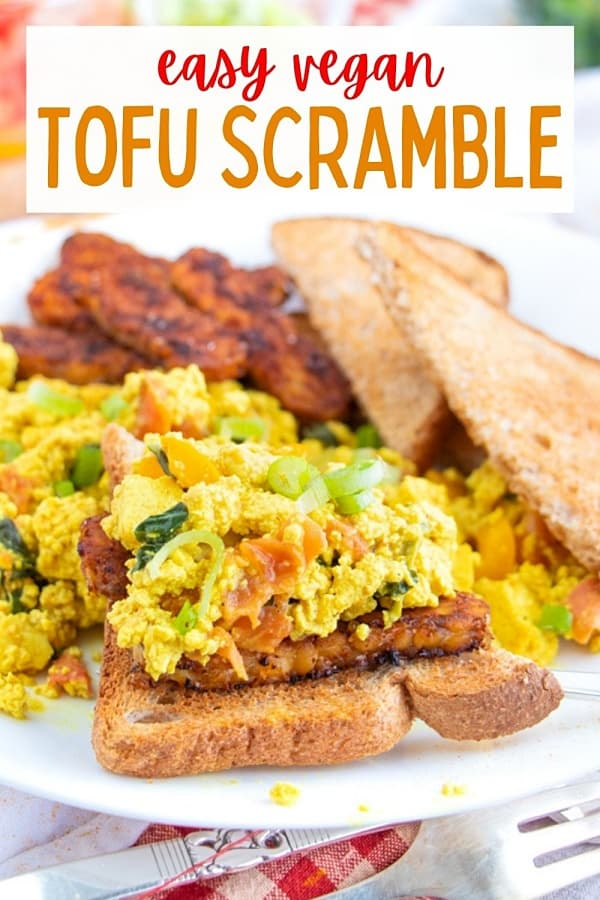 Best Vegan Tofu Scrambled Eggs