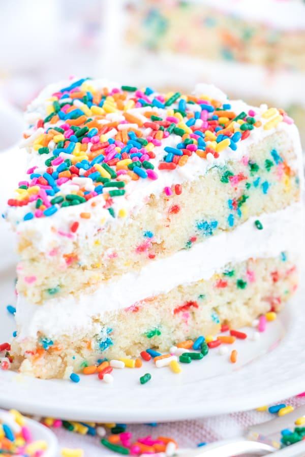Vegan Cake Recipes Vanilla