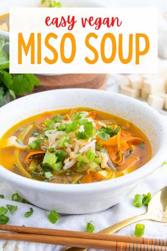 Best Vegan Miso Soup Recipe