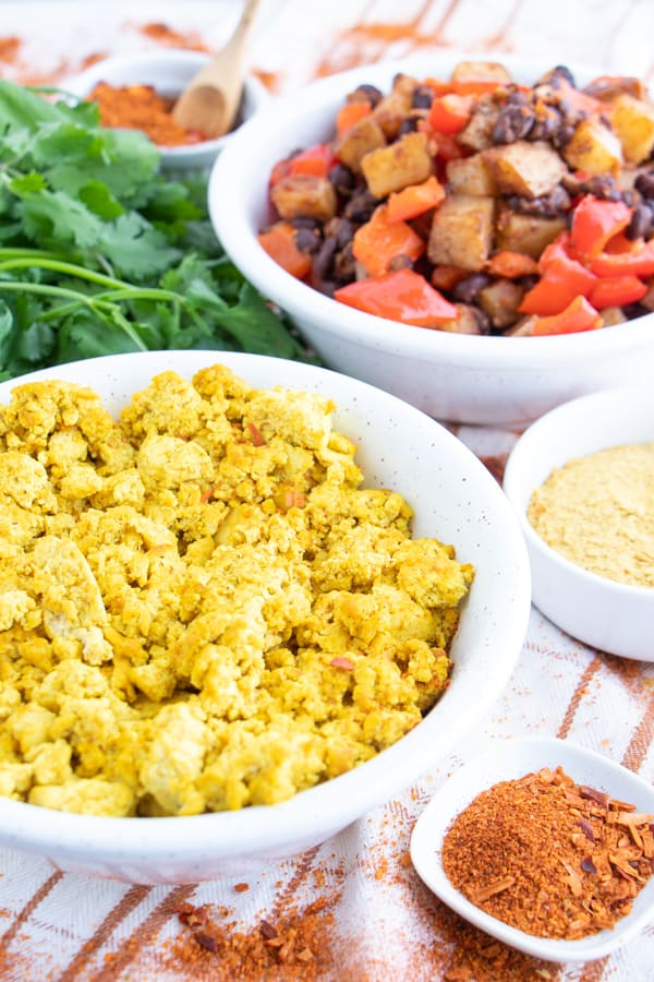Breakfast Burrito Recipe Vegetarian