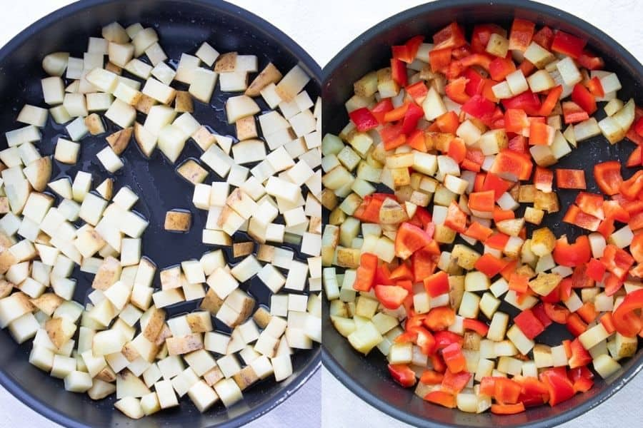 Vegetarian Breakfast Burrito Recipe