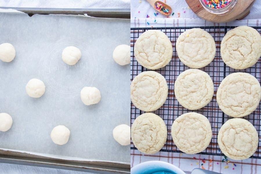 Dairy Free Lofthouse Cookies