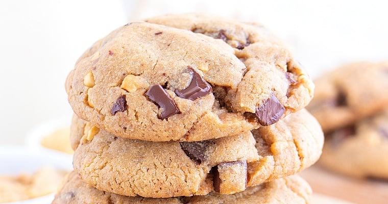 Vegan Chocolate Cookies Recipe