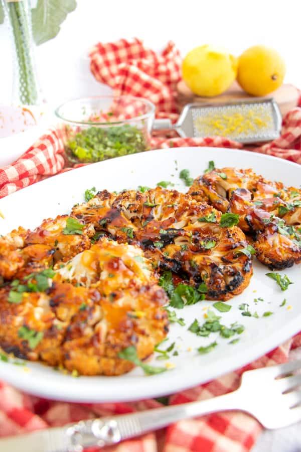 Vegetarian Recipes for Cauliflower