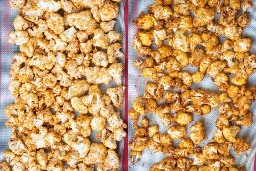 Roasted Cauliflower Tacos Recipe