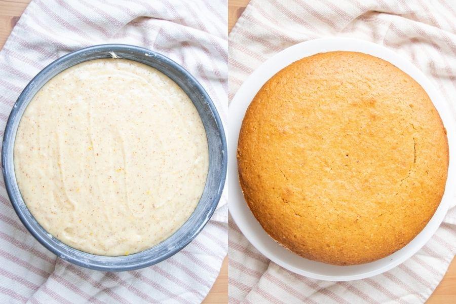 Vegan Olive Oil Cake Recipe