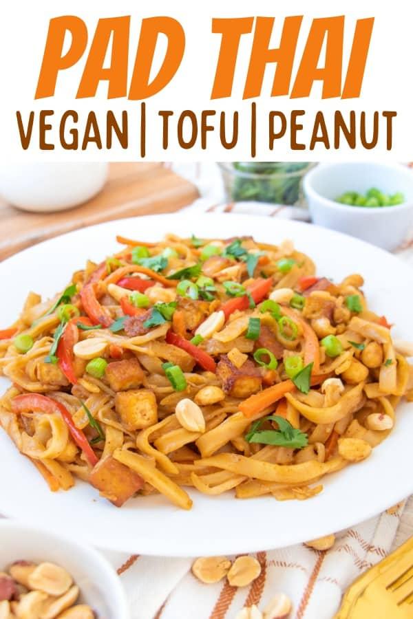 Vegan Pad Thai Recipe Easy
