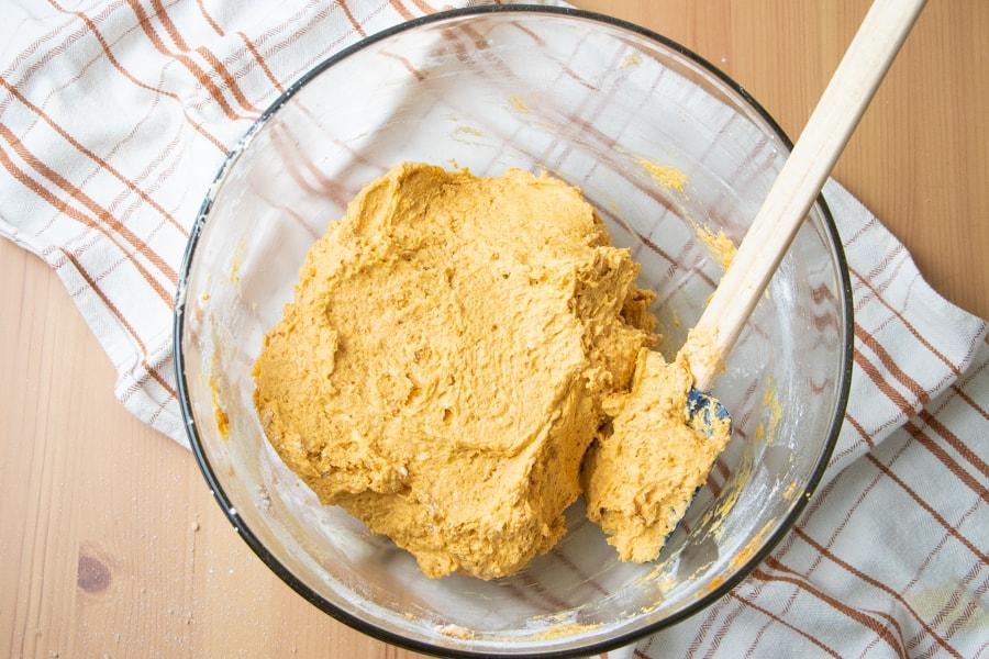 Pumpkin Cookies Cream Cheese Frosting