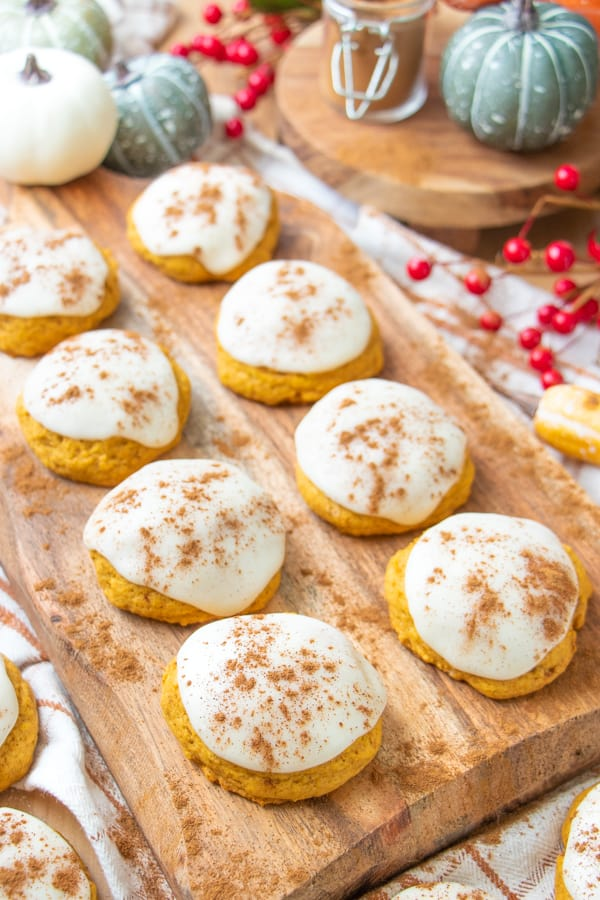 Vegan Pumpkin Cookies Easy