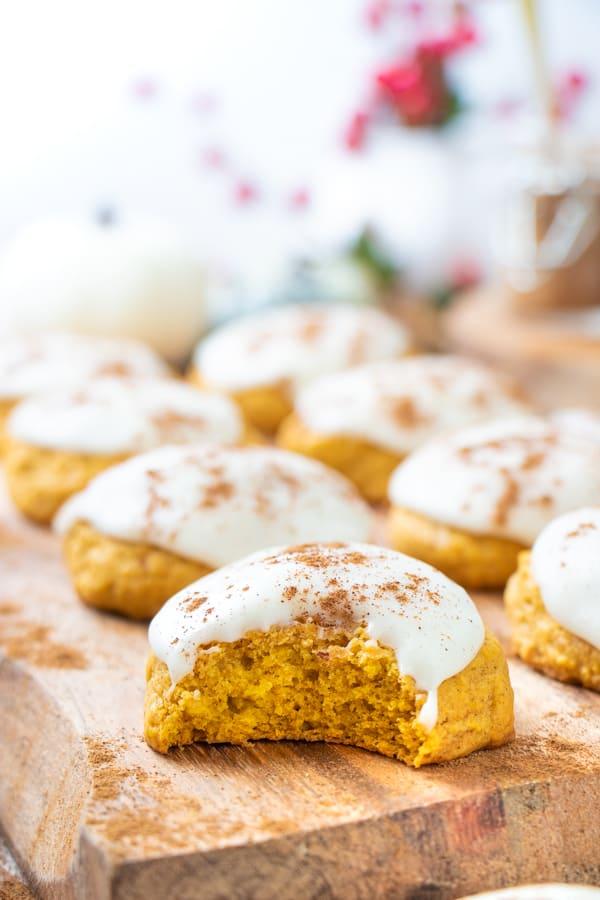 Vegan Pumpkin Cookies Recipe