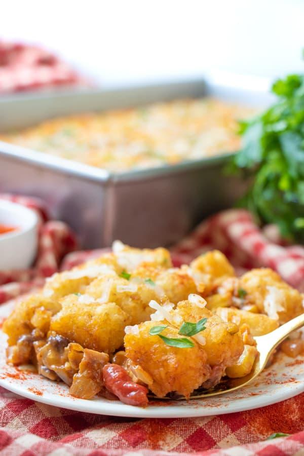 Vegan Potato Casserole