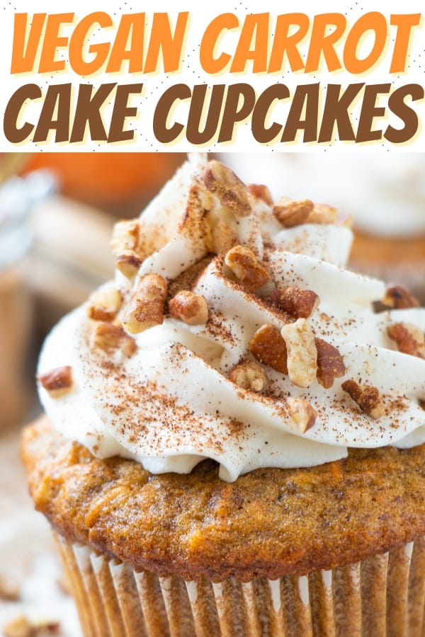 Carrot Cupcakes Dairy Free