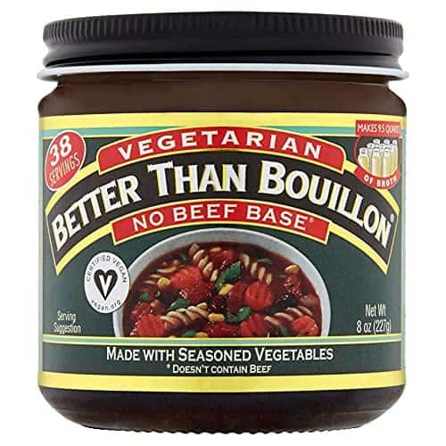 Vegan Beef Broth