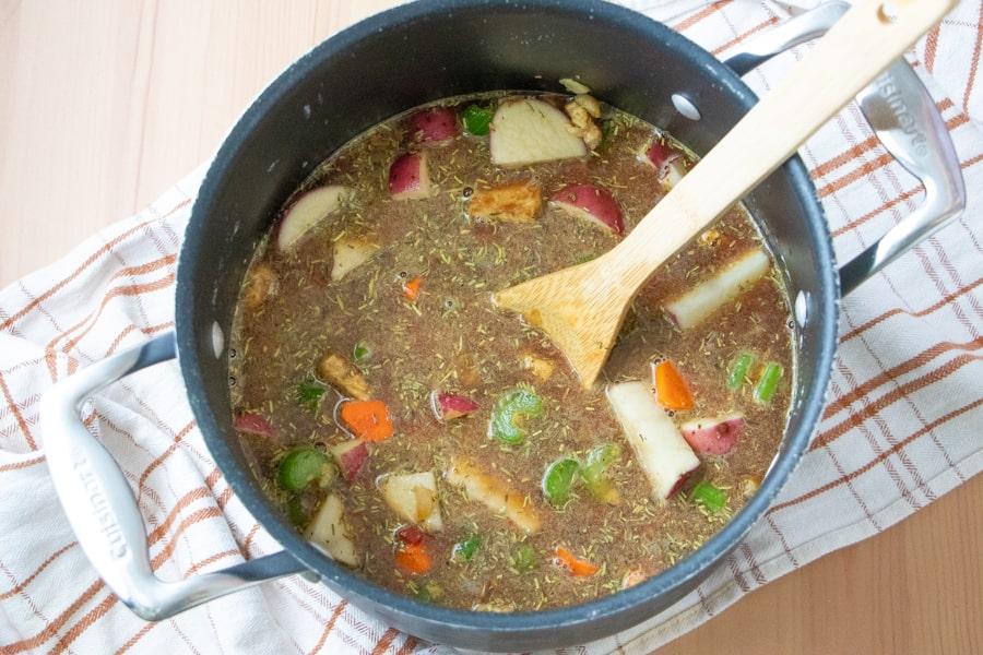 Best Beef Stew Vegan