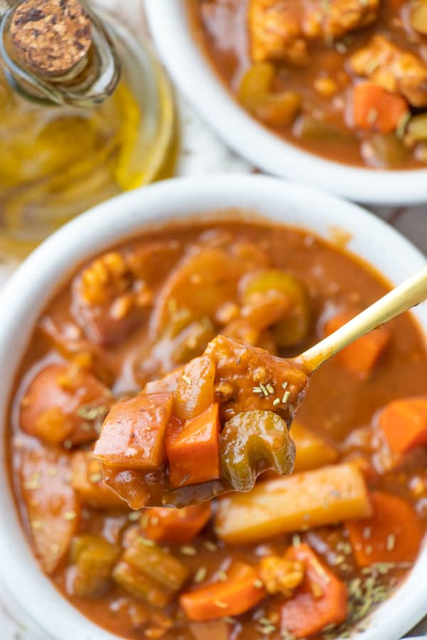 Vegan Beef Stew Recipe